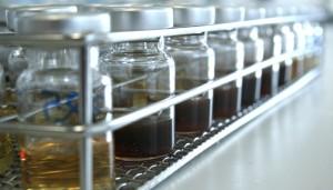 muestras aceite